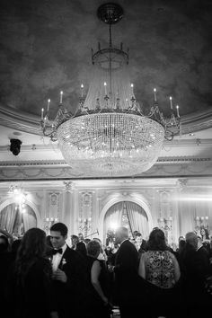 New Yorks Essex House Wedding from Lauren Gabrielle Photography