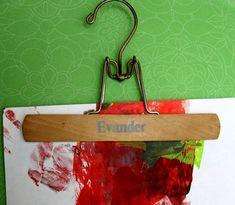 Make a Custom Gallery Hanger