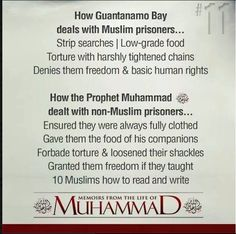 How Muslims are deal