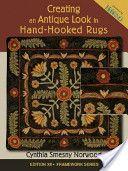 books, rug hook, patterns, rughook, gardens, rugs, wool, handhook rug, antiques