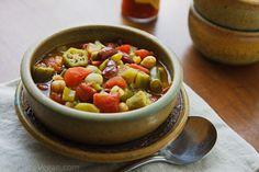 Easy Vegetable Gumbo
