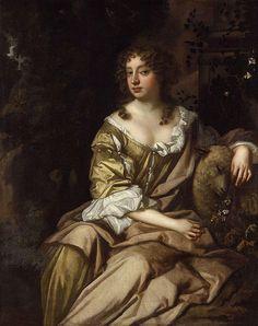 Nell Gwyn by Sir Peter Lely (1675)