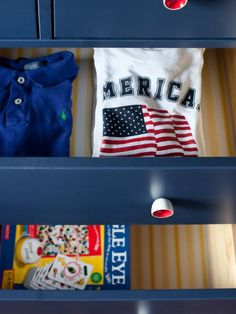 In an Hour: Add Drawer Liners - Hate Your Dresser? 21 Ways to Make It Amazing  on HGTV