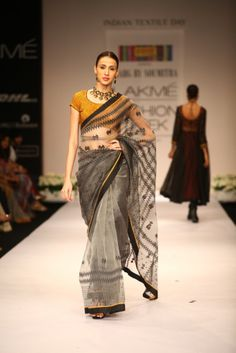MARG by Soumitra Mondal at LFW WF 2013
