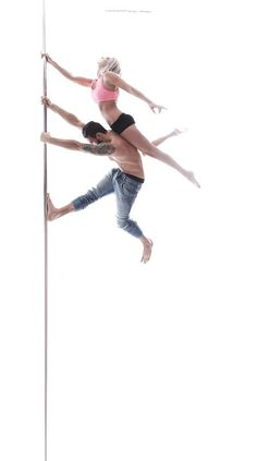 Pole Picture of the Day: Poledance-Playground meets Don Curry Photography.   #BKPPOD #Pole #PoleDoubles