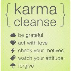 Karma, #karma