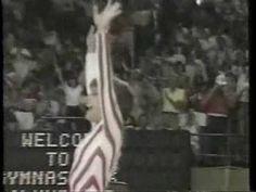 Mary Lou Retton 1984 Olympics AA Vaults