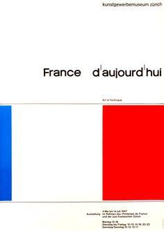 Gottlieb Soland Poster: France d'aujourd'hui - art et technique