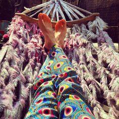 mara hoffman's backyard hammock