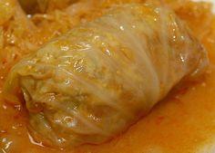 Serbian food - sarma :P