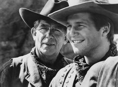 Andy Griffith and Jeff Bridges in Hearts of the West