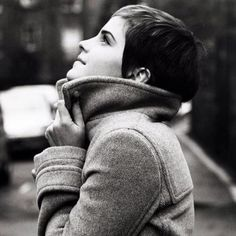 Emma Watson is truly one of the few people who can make a pixie cut look feminine and gorgeous.