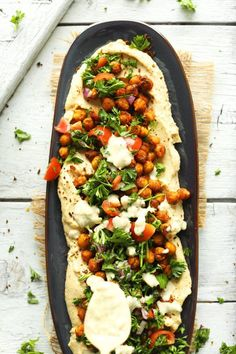 30-minute Chickpea S