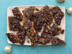 Turtle Graham Bars from FoodNetwork.com