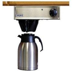 Space saver coffee maker on pinterest coffee space - Space saving coffee maker ...