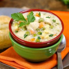 Chicken Pot Pie Soup in 30 Minutes Recipe - Parade