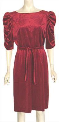 Miss Dorby 1980 Vintage Dress