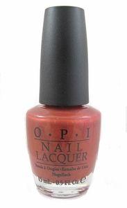 OPI Cheyenne Pepper Nail Polish NLR14
