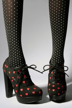 Hearts #valentinesday #shoes