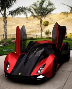 I love this beautiful Concept car...