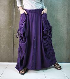 plus size steampunk for women | Plus size Women Skirt/Pants - Boho Funky Hippie Stylish Steampunk ...