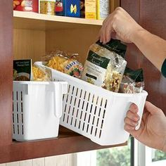 Storage Basket with Handle @ Fresh Finds
