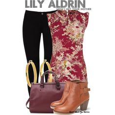 Lily 3 looks inspired by