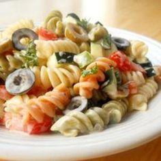 Italian Confetti  Pasta Salad
