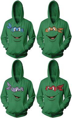 Ninja Turtles Hoodies