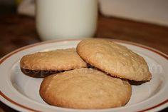 My Favorite Peanut Butter Cookies