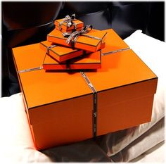 Orange - Hermes Gifts