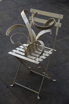 Twist chair
