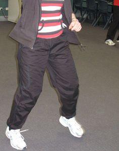 Threading My Way: Zumba Pants...