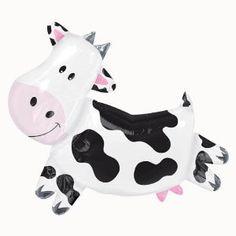 Farm animal (cow) balloon for Barnyard Birthday party @Amazon $3.95