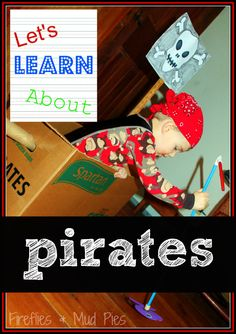 Lets Learn About Pirates