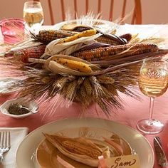 #Thanksgiving Table