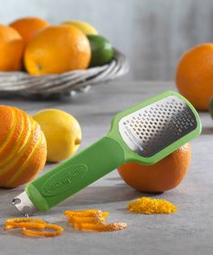 NEED one of these puppies! 2.0 Ultimate Citrus Tool by Microplane