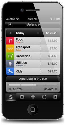 Saver #UI #design #app