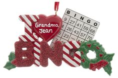 Play HOLIDAY BINGO and other Free Christmas Games at www.ornamentshop.com