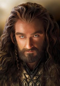 Thorin Oakenshield by *ThreshTheSky on deviantART