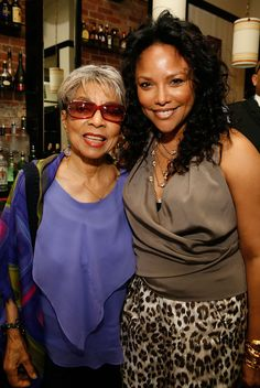 Ruby Dee and Lynn Whitfield Photo - Ruby Dee Style Celebration