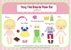 "Paper doll printable for ""Busy Bag""- definitely thinking to add this to carli's future Church quiet book!"