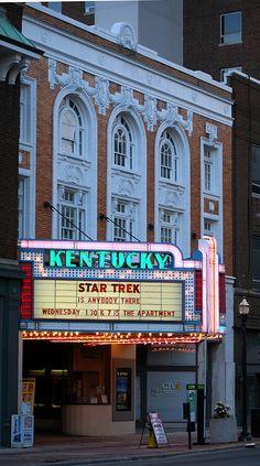 The Kentucky, Lexington