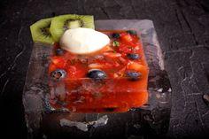 Berry-Mint Gazpacho