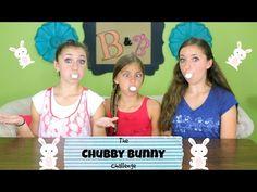 The Chubby Bunny Challenge!  #challenge #brooklynandbailey