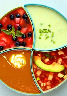 Need to cool down? Try these summertime soup recipes