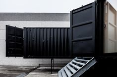 container. office.