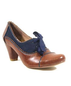 Another great find on #zulily! Cognac Madison Pump - Women by Chelsea Crew #zulilyfinds
