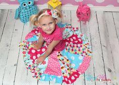 Aylah's Knit Twirly Skirt PDF Pattern