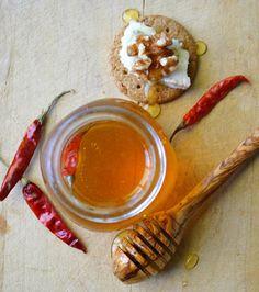 Hot Pepper Honey